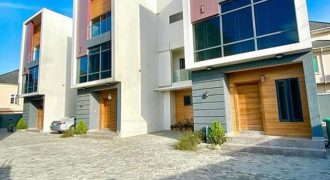 5 BEDROOM TERRACE DUPLEX