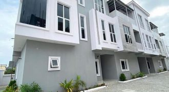 4 bedroom Terrace Duplex