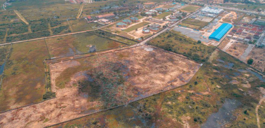LANDWEY PROPERTIES: LAVADA URBAN PRIME III ESTATE